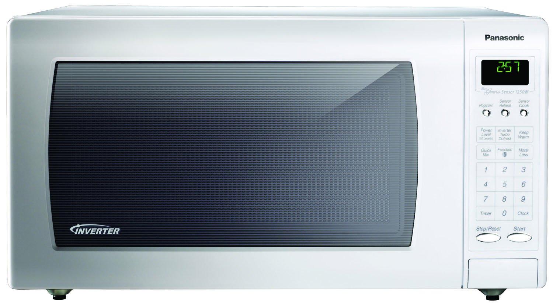 Panasonic NN-H765WF Microwave Oven Review