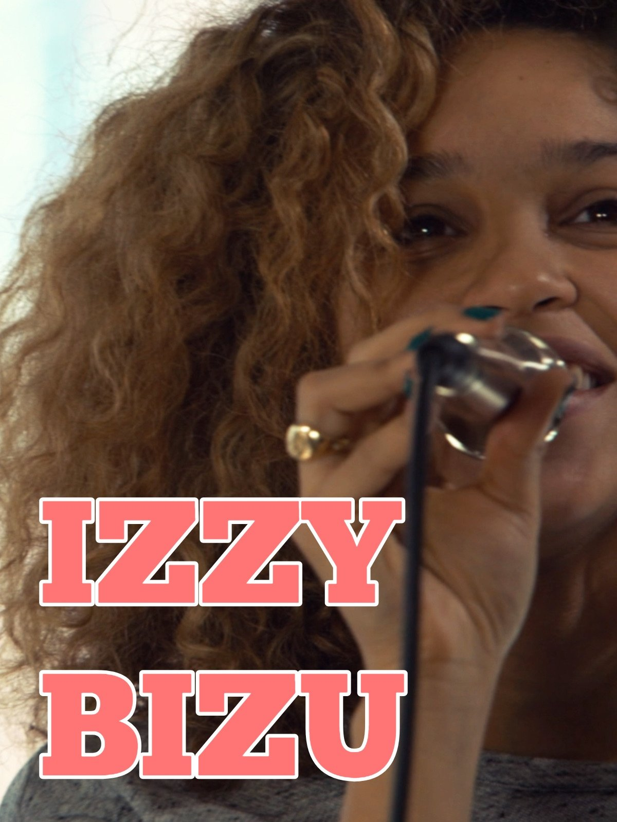 A Baeble Next Session with Izzy Bizu on Amazon Prime Video UK