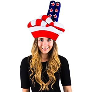36cbd159d20 6 Assorted Dress Up Costume   Party Hats by Funny Party Hats (6 Adult Costume  Hats) ...