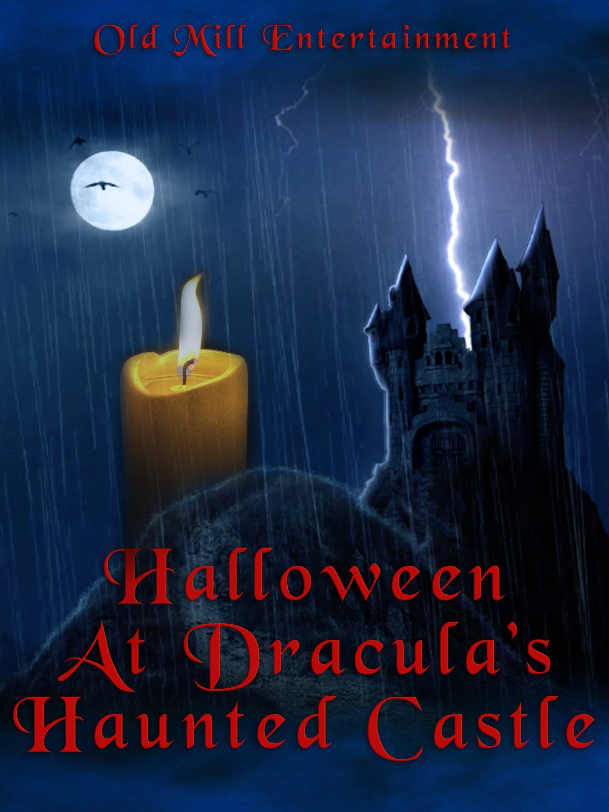 Halloween at Dracula's Haunted Castle