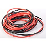 SUPERWORM Super Flexible Ultra Efficient Copper Wire by ACER Racing (16 AWG 50 ft) (Tamaño: 16 AWG 50 ft)