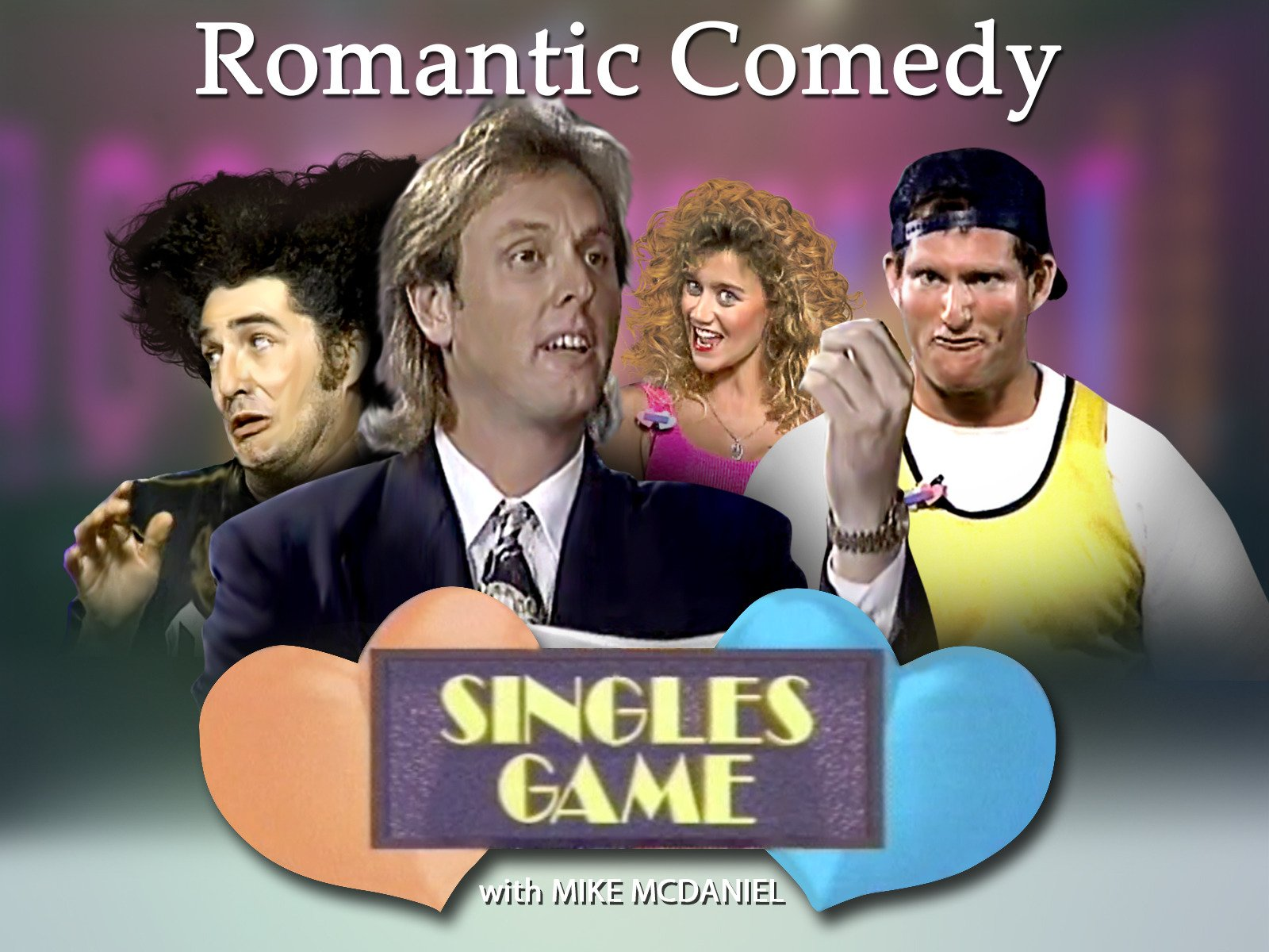 Romantic Comedy a Singles Game on Amazon Prime Video UK
