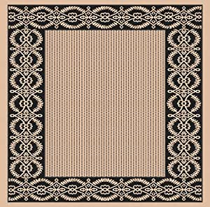 Amazon Beautiful 6 X9 Indoor Outdoor Rug Beige
