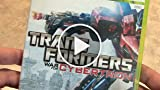 CGR Packaging Review - TRANSFORMERS WAR FOR CYBERTRON...