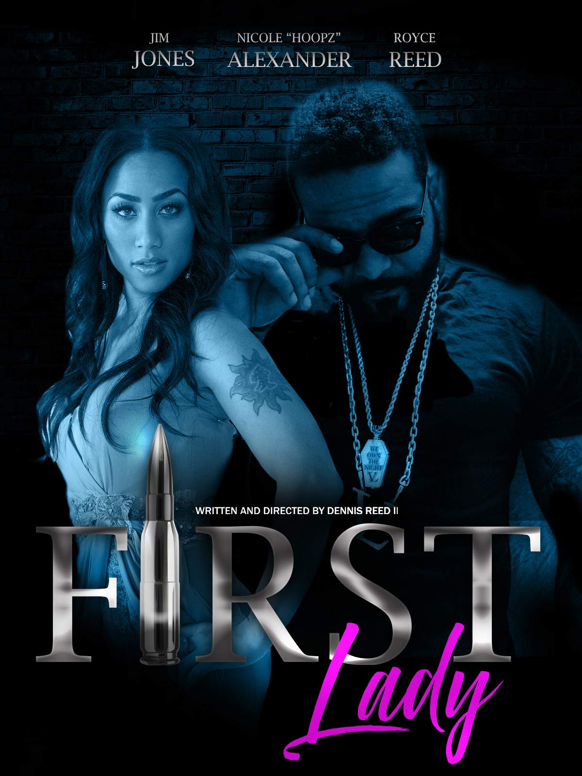 First Lady on Amazon Prime Instant Video UK