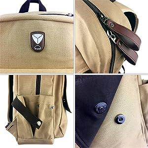 4a273ca15050 Gumstyle Anime Naruto Backpack Rucksack Knapsack Schoolbag Book Bag ...