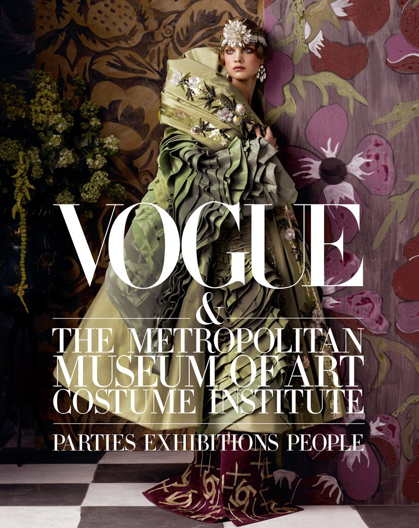 Amazon link to Vogue and the Met