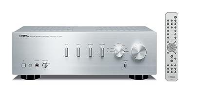 Yamaha A-S300 Amplificateur stéréo 2 x 60 W Argent