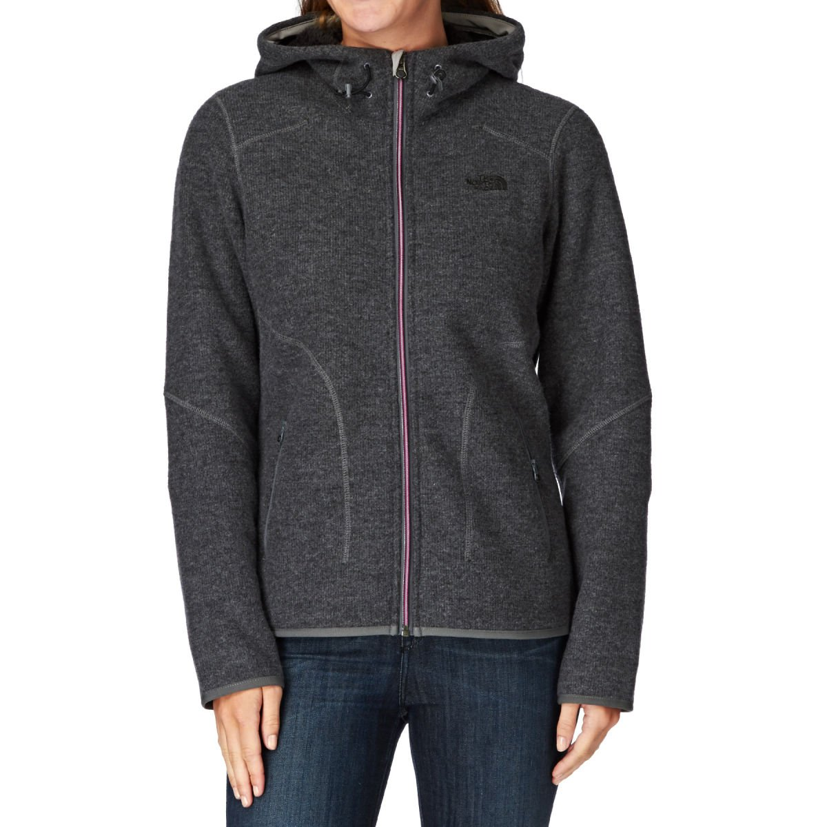 THE NORTH FACE Damen Fleecejacke Zermatt Full Zip Hoodie