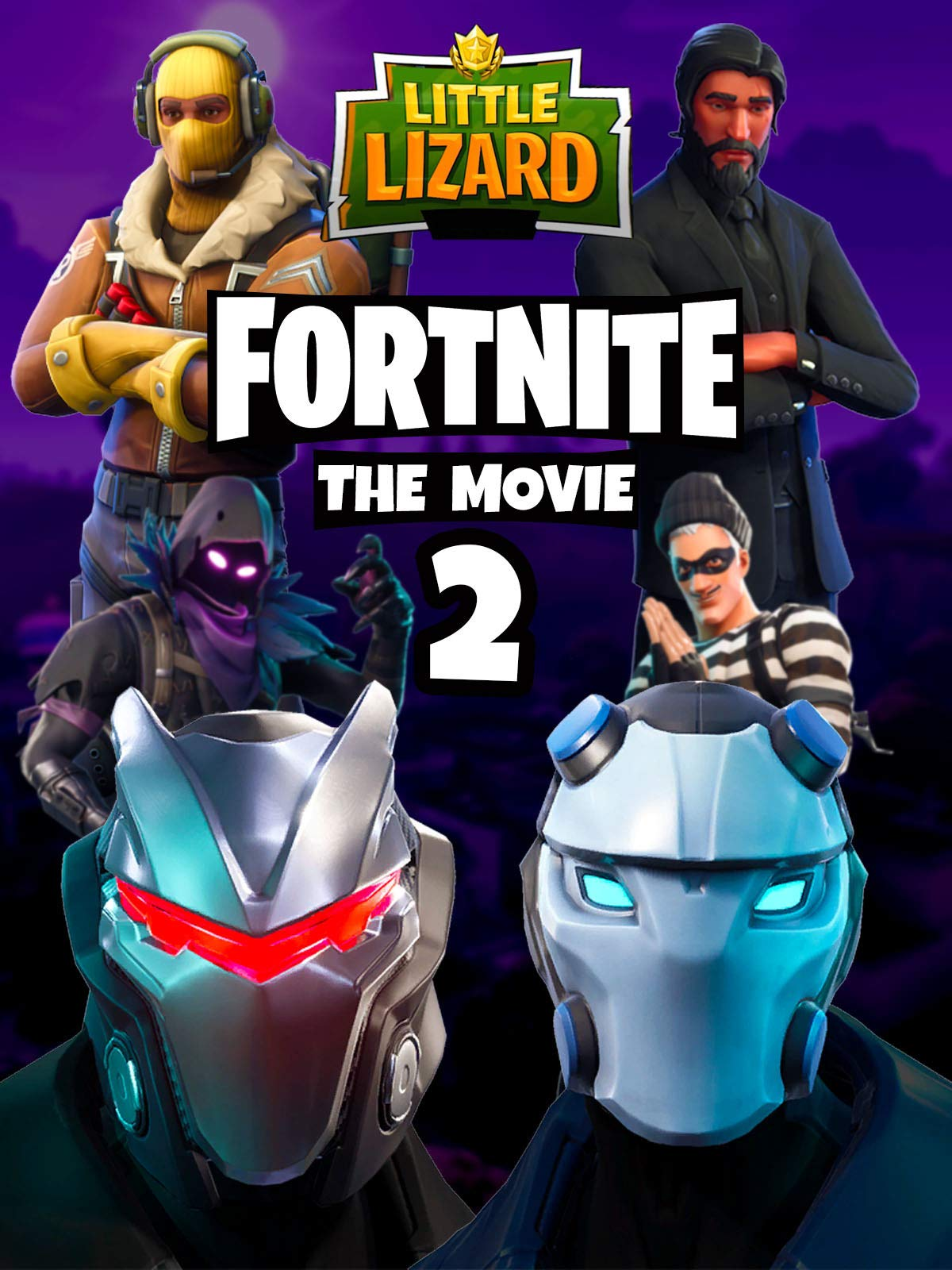 Clip: Little Lizard - Fortnite The Movie 2