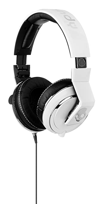 Skullcandy Mix Master Mike Casque audio avec micro Blanc