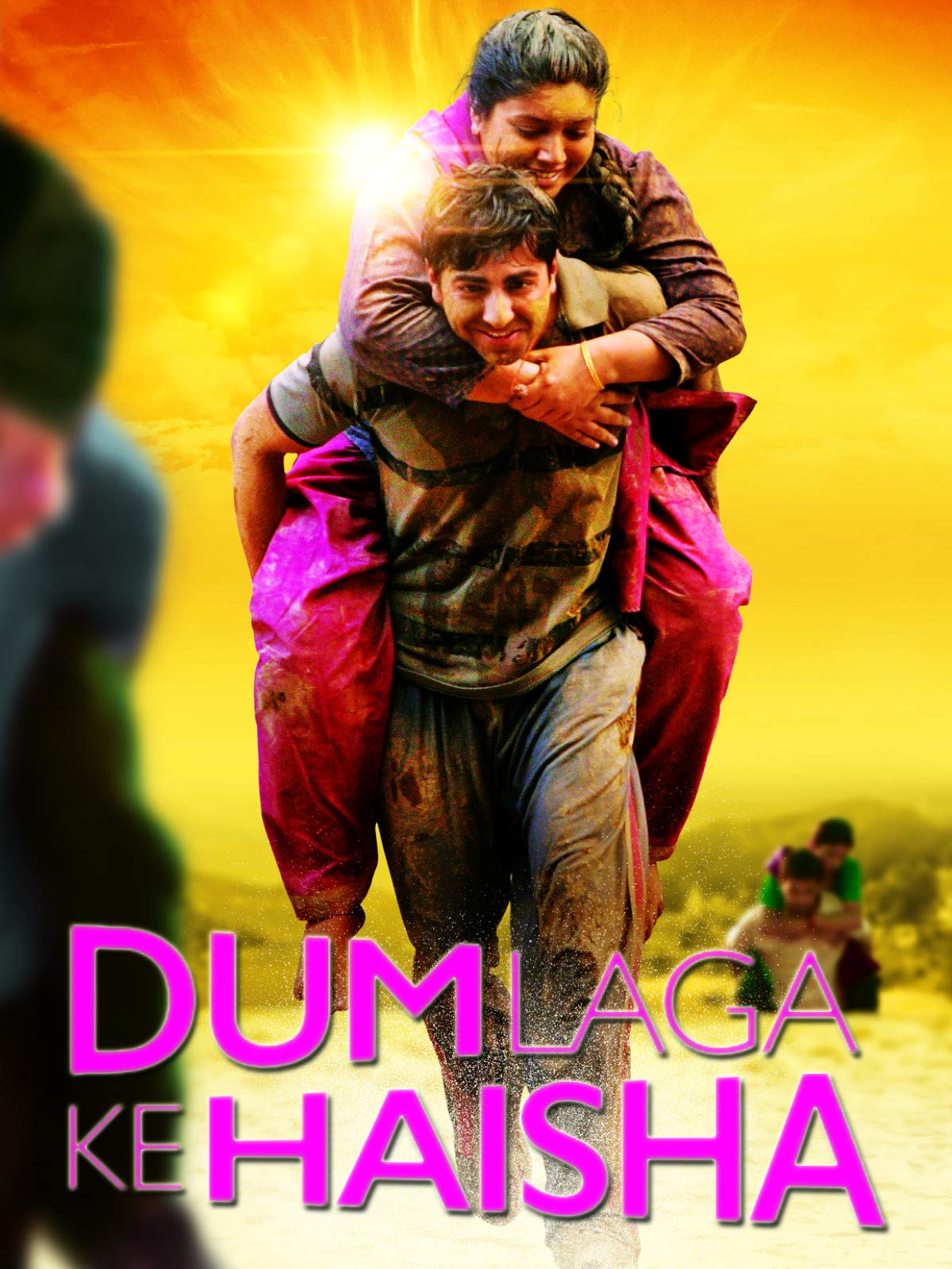 Dum Laga Ke Haisha on Amazon Prime Video UK