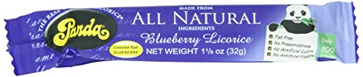 Panda Blueberry Bar 32 g (Pack of 36) [Kohlenhydrate]