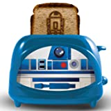 R2D2 Empire Toaster Blue Standard (Color: Blue, Tamaño: Standard)