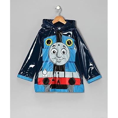 Thomas the Tank Engine Boy's Blue Rain Coat