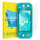MoKo Screen Protector for Nintendo Switch Lite(3 Pack), Tempered Glass HD Clear Anti-Fingerprint & Anti-Bubble Film for Nintendo Switch Lite Console 2019