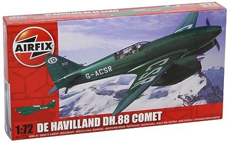 Airfix - AI01013A - Maquette - Comet Racer Green