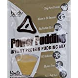 Body Nutrition Power Pudding Vanilla Caramel Instant Protein Pudding Mix 50 GR Sample