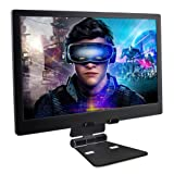 ELECROW 13.3 Inch Portable IPS Display Monitor 16:9 Two HDMI HD Interfaces 1920X1080 PS3 PS4 xbox360/one 1080P LED Display Game Monitor for Raspberry Pi Windows 7/8/10 (Color: Black, Tamaño: 13.3 in)