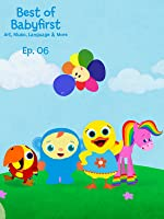 Best of BabyFirst Art Music Language And More Episode 6