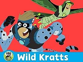 Wild Kratts Volume 8