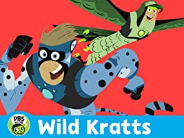 Wild Kratts Volume 8