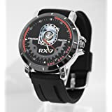 Rotary Engine Rx-7 Custom Watch Fit Your Shirt (Color: Black)