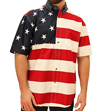 Fourth Of July Mens Button Up Shirts Fourth Of July Wikii
