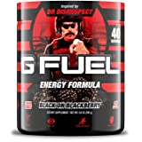 G Fuel Black on BlackBerry Tub (40 Servings) Elite Energy and Endurance Formula Inspired by Dr Disrespect