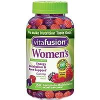Vitafusion Women's Natural Berry Flavors 150 Count Gummy Vitamins