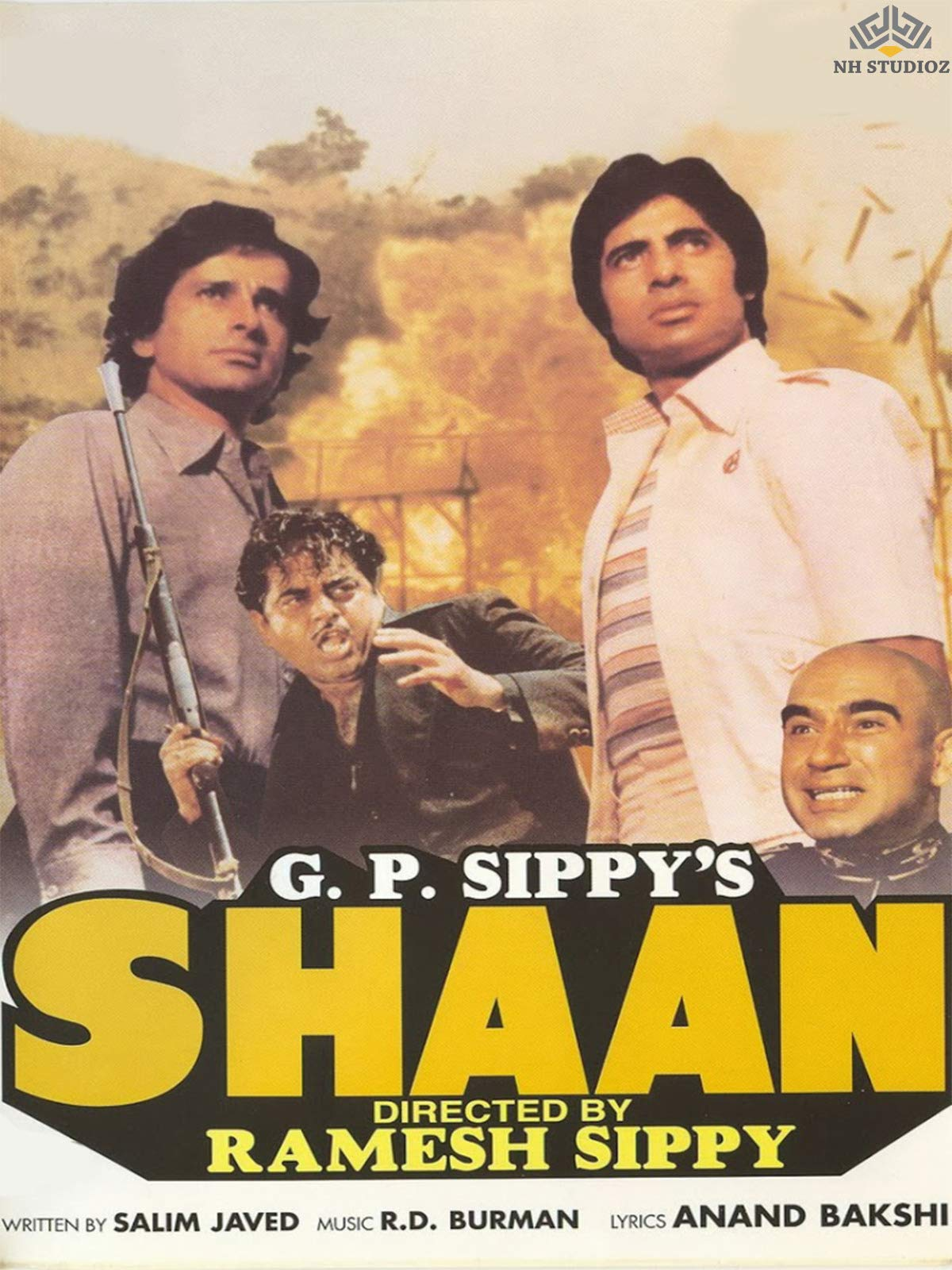Shaan on Amazon Prime Video UK