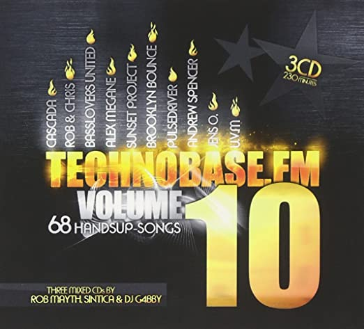 Various Artists-Technobase.FM Vol. 10