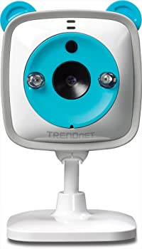 2-Pk. TRENDnet Wifi HD 720P 2-Way Audio Baby Cam