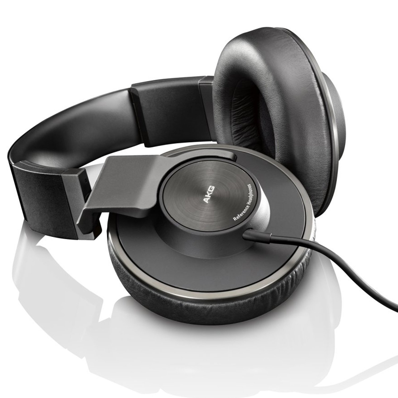AKG K550 头戴式耳机  $189.95   50mm驱动单元   2D转轴结构 可方便折叠
