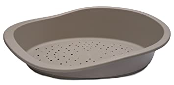 mp bergamo sonny classic 110 110 panier en plastique pour chien chien taupe animalerie z41. Black Bedroom Furniture Sets. Home Design Ideas
