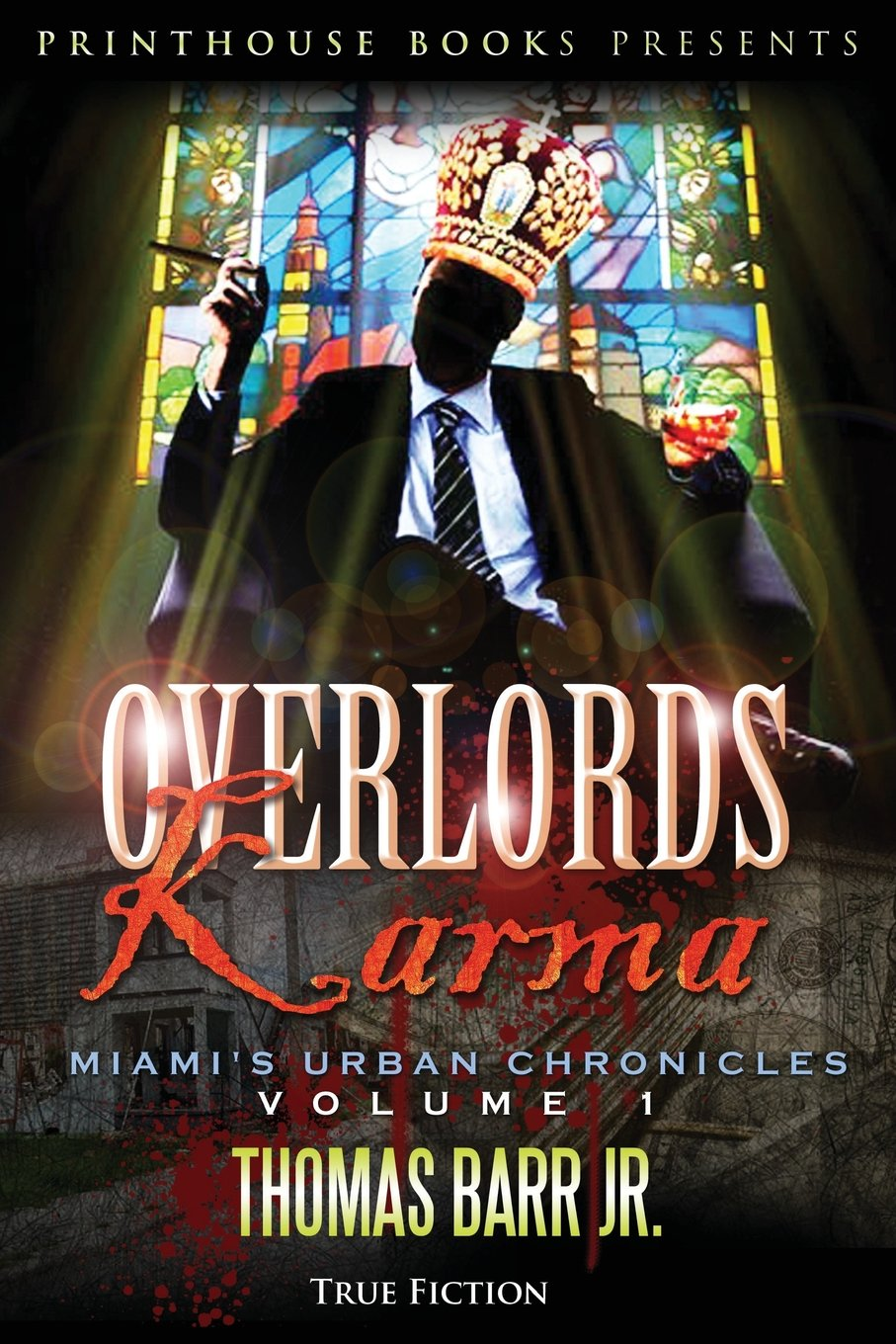 Overlords Karma by Thomas Barr Jr.