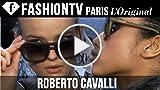 Milan F/W 14-15 - Roberto Cavalli First Look