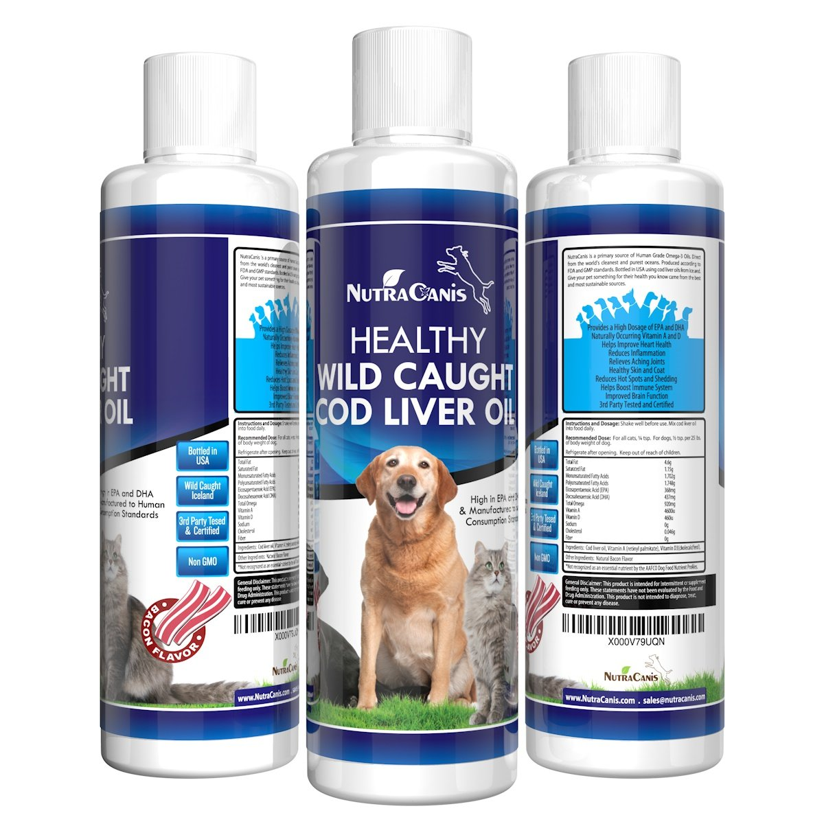 Human Cod Liver Oil For Dogs