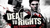 CGRundertow DEAD TO RIGHTS: RETRIBUTION for PlayStation...