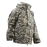 GI Genuine US Army GEN 2 II EWCWS EWCS Goretex ACU Digital Parka Jacket Coat XL (Color: Gray, Tamaño: X-Large)