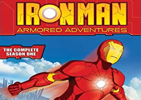 Iron Man: Armored Adventures Season 1 [HD]