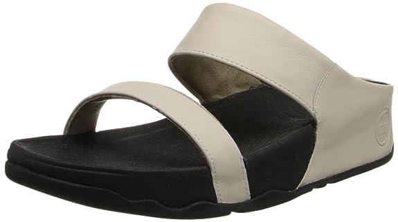 Women's New Design FitFlop WoLulu Slide Sandal Sale Online Colors Options
