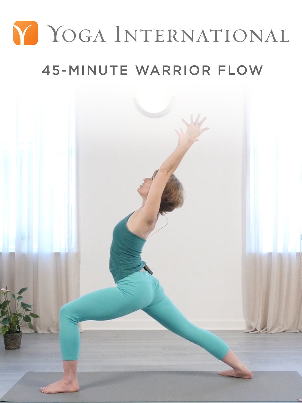45-Minute Warrior Flow