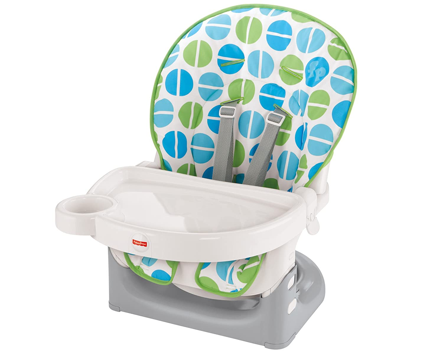 fisher price spacesaver high chair from flat 20