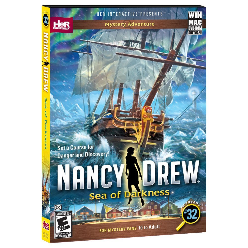 Her Interactive Nancy Drew: Sea of Darkness