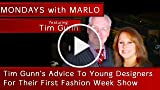 Advice To Young Designers For Their First Fashion...