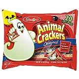 Stauffer's Halloween Snack Packs, 0.50 oz. Bags (Set of 40) (Animal Crackers)
