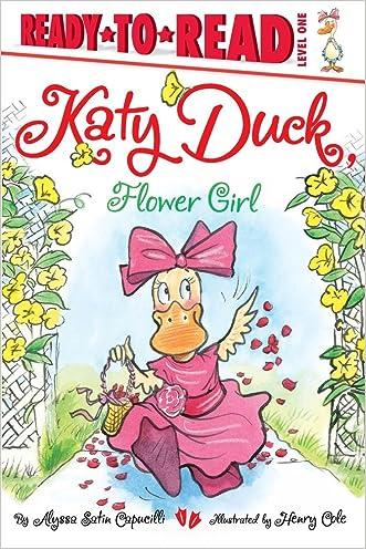 Katy Duck, Flower Girl