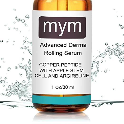 MYM Copper Peptide Serum With Apple Stem Cell and Argireline Reviews