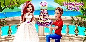 Crazy Love Story - Wedding Dreams by TabTale LTD
